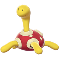 Pokemon - Shuckle