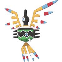 Pokemon Sword and Shield - Sigilyph