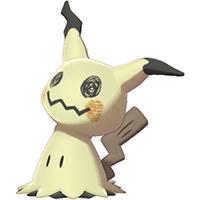 Pokemon Sword and Shield - Mimikyu