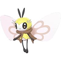 Pokemon Sword and Shield - Ribombee