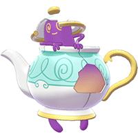 Pokemon Sword and Shield - Polteageist