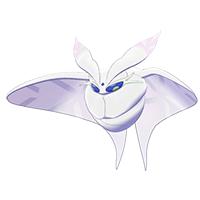 Pokemon - Frosmoth