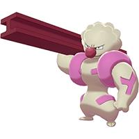 Pokemon Sword and Shield - Gurdurr