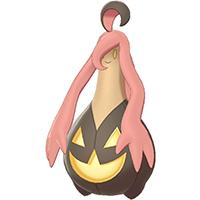 Pokemon Sword and Shield - Gourgeist