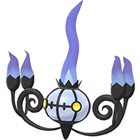 Chandelure Image