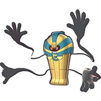 Pokemon Sword and Shield - Cofagrigus