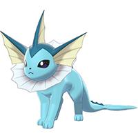 Pokemon Sword and Shield - Vaporeon