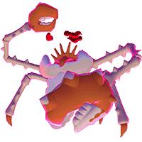 キングラー(キョダイマックスのすがた)の画像