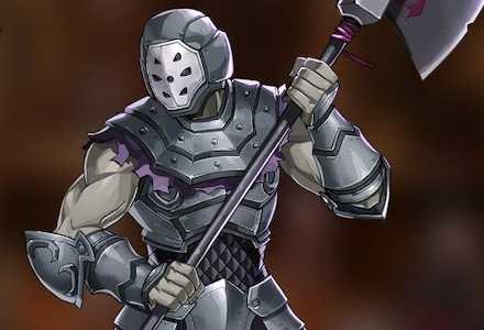 イリオス教団斧兵の画像