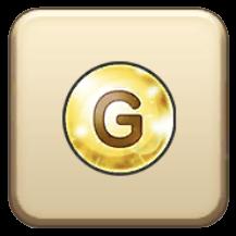 ゴールドの珠画像