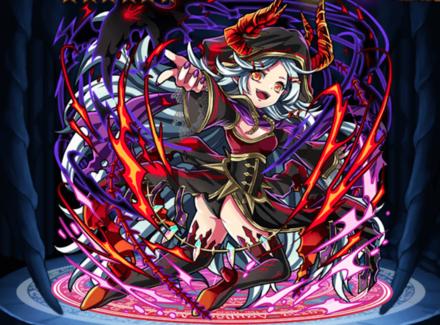 黒焔魔導レギーネの画像