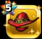 赤魔道士の帽子