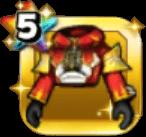 赤魔道士の服上のアイコン