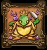 トンベリキングの紋章・頭のアイコン