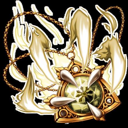 【神】ドラゴンクロウネックレス・光宝玉のアイコン