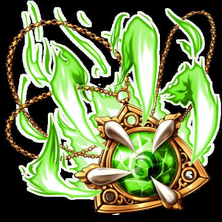 【神】ドラゴンクロウネックレス・風宝玉のアイコン
