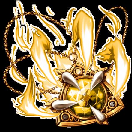 【神】ドラゴンクロウネックレス・雷宝玉のアイコン