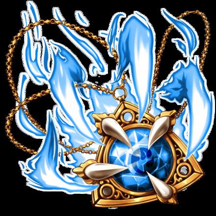 【神】ドラゴンクロウネックレス・水宝玉のアイコン