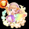 春風の妖精 アイリス【雷闇】のアイコン