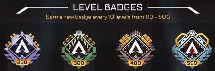 プレイヤーレベル上限が500へ変更