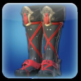 風魔の脚絆