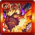 猛火炎熱の巨獣王 ウォッカのアイコン