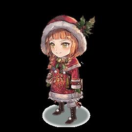 ヒセラ・アルマラス(クリスマス)の画像