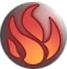 火属性のアイコン画像