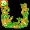 【神】疾風轟雷のオーラのアイコン