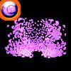 【神】桜吹雪のオーラのアイコン