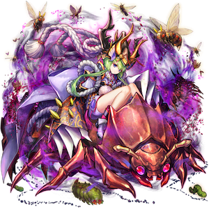 [魔虫の姫]エントマリーの画像