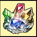 神秘の結晶の画像