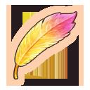 ラッピーの羽根の画像