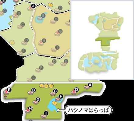 ハシノマ原っぱレア巣Cの画像