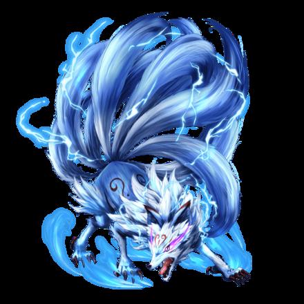 蒼昊の天狐