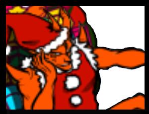 悪魔王サンタの画像