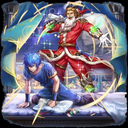 [突入サンタ]アキレウスの画像