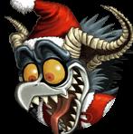 クリスマスコルボーの画像