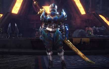 Dodogama Layered Armor