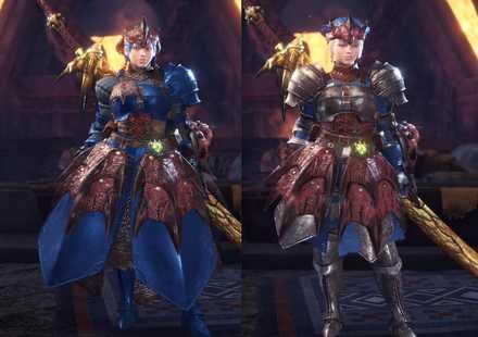Rath Heart Layered Armor