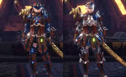 Rathalos Layered Armor
