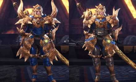 Diablo Layered Armor