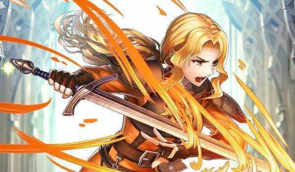 エーヴェル(フィアナの女神)のバナー