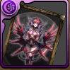 暴虐の女帝ベリアルのカードの画像