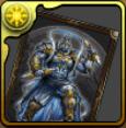 金剛力士のカードの画像