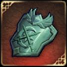 闘士の勲章の画像