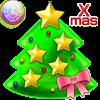 【神】クリスマスツリー魔晄石【リボン】のアイコン