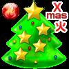 クリスマスツリー魔晄石【火】・Vのアイコン