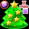 クリスマスツリー魔晄石【闇】・Vのアイコン