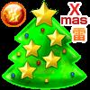 クリスマスツリー魔晄石【雷】・Vのアイコン
